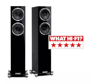 "TEST: FyneAudio F501SP ""5 gwiazdek"" na What Hi-Fi!"